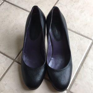 Boden leather pumps | 39 | black
